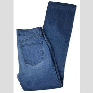 NYDJ Not Your Daughter Jeans Mini Boot Lift Tuck